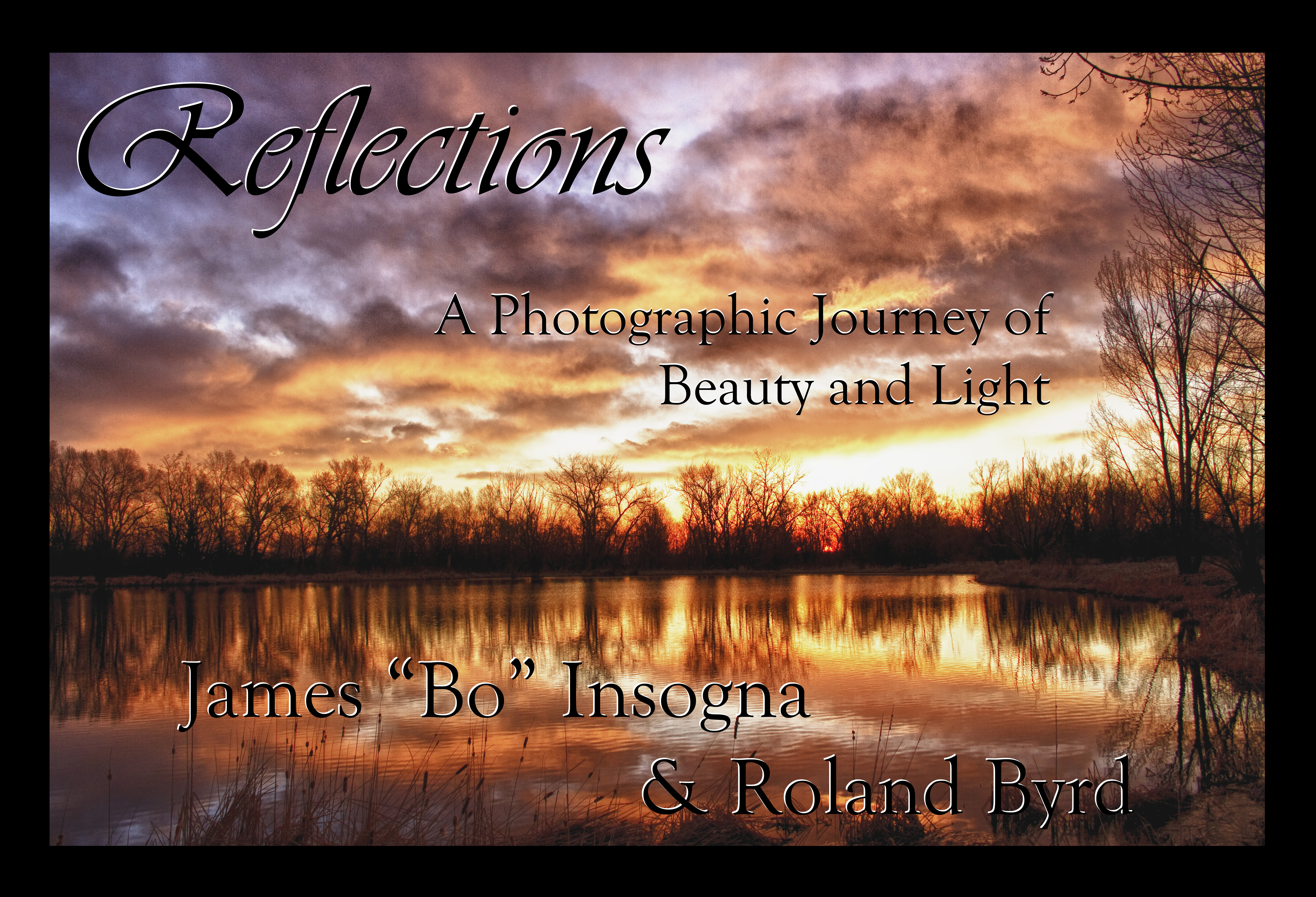 Reflections Book Cover Art