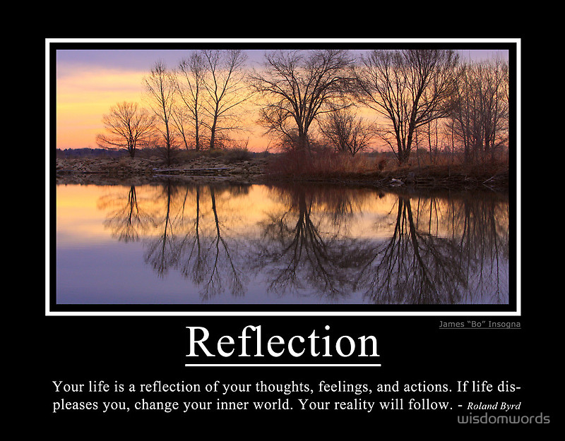 Reflections Print