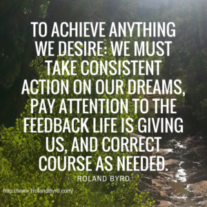 To Achieve Anything we Desire