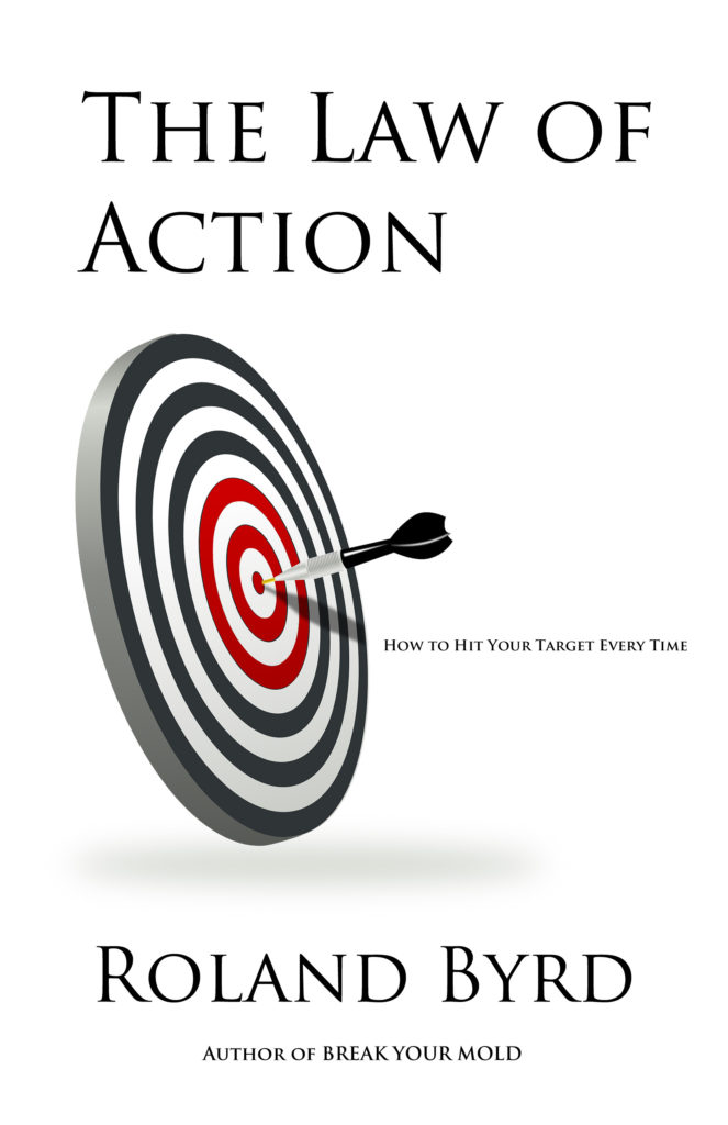 The Law of action by Roland Byrd book cover